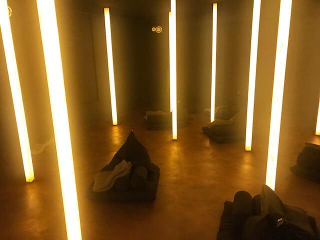 瞑想専門スタジオmuonスタジオ