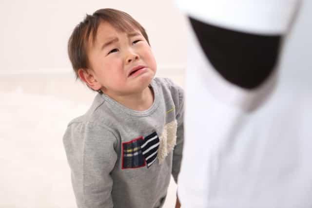 虐待 子供を叩いてしまう