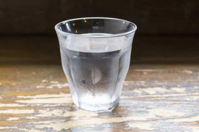おすすめのお水